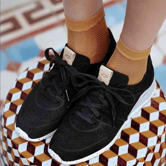 UGG Shoes   Ugg Tye Sneakers In Black